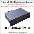Tytera TYT MD-8500 UHF 400 - 470 мГц DMR цифровой и аналоговый профессиональная рация ретранслятора с двусторонней печати ( выходная мощность 45 Вт )