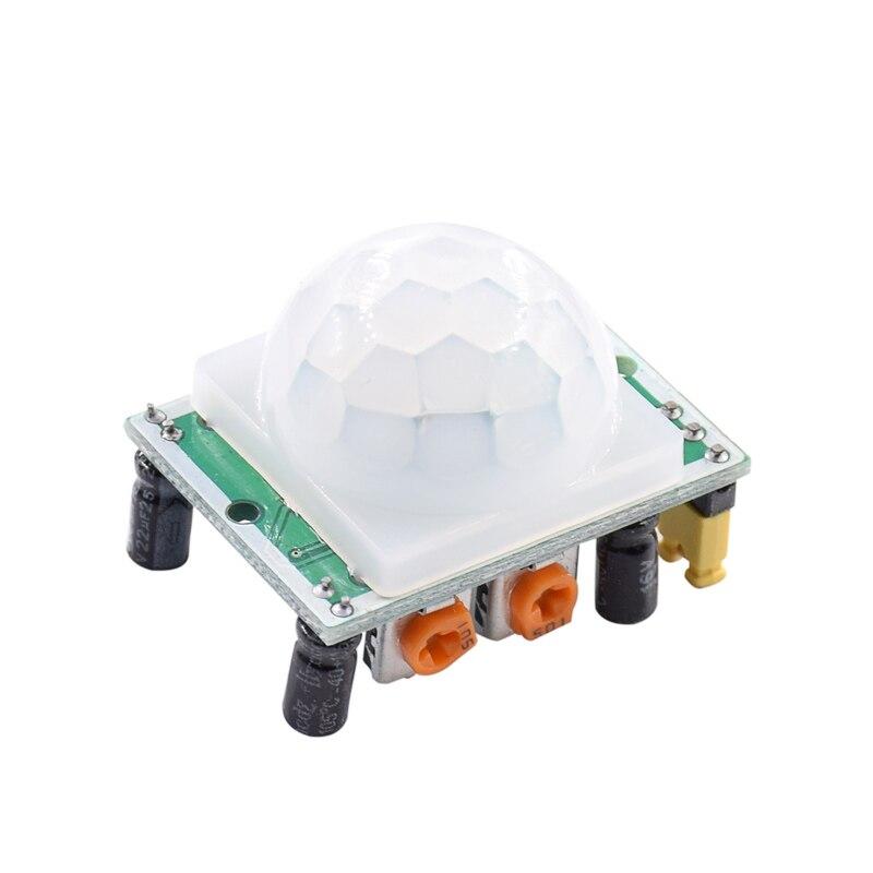 Free shipping 20PCS/LOT HC-SR501 HCSR501 SR501 human infrared sensor module Pyroelectric infrared sensor imports probe