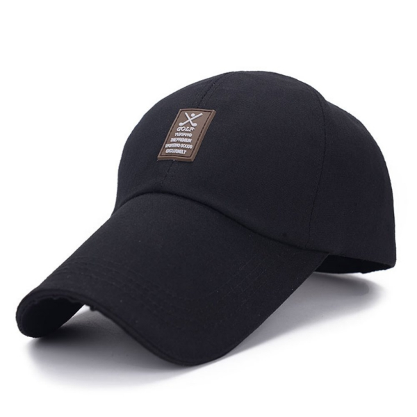 Simple Mens Lady Cotton Marking Hat Hot Sale Unisex Fashion Baseball Cap Sports Golf Snapback Solid Casual Canvas Hats For Men