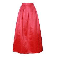 Satin Retro Skirt