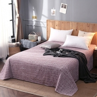 Bedcover bedspread bed Sheets Single Student Dormitory Sheets 1.8 Meters Double Bed sheets cubrecama mattress cover