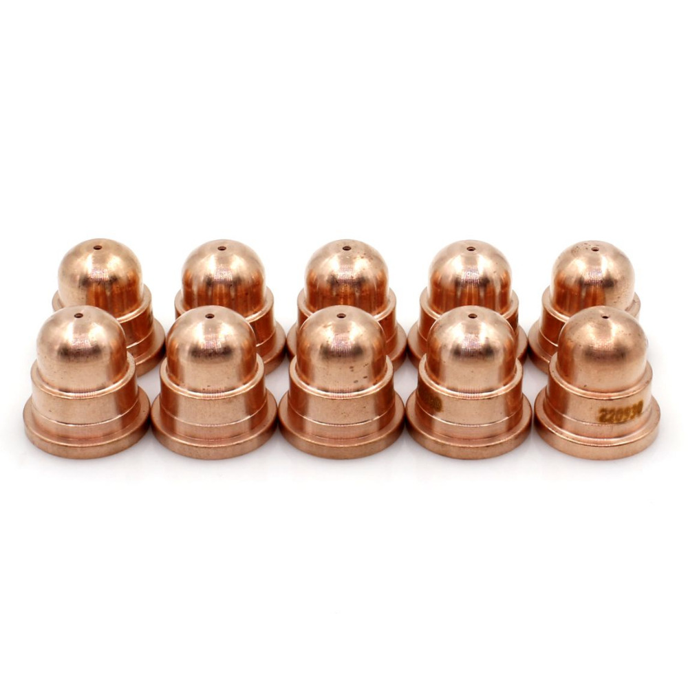 220930 220842 220990 220819 220816 220819 220817 Plasma Cutter Torch Consumables Nozzle Tips 10PCS On Selection Pakcage