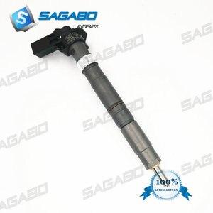 4 шт. дизельный Новый common rail топливный инжектор для VW T5 AMAROK 2,0 TDI MULTIVAN 0445116035 03L130277C