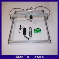 50 65mm Large Area 2500 MW Laser Engraving Machine DIY Engraving Machine Mini 2 5W Laser