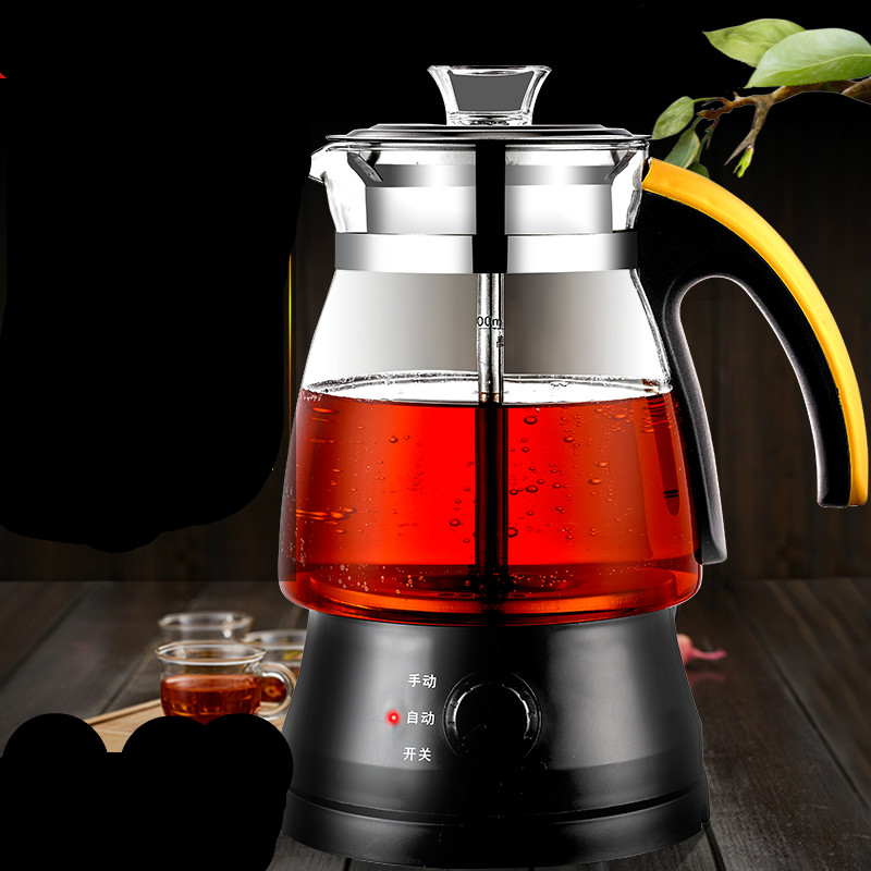 Electric kettle Fully automatic tea - making pu 'er pot Overheat Protection Safety Auto-Off Function c pe030 promotions 100g chinese yunnan pu er tea cooked tea pu er tea rose flavor tea slimming health green food