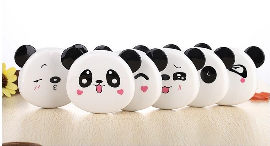 12000mah Cute Panda Power Bank charger External <font><b>Battery</b></font> <font><b>cellphone</b></font> Universal Portable Charger Backup for iphone6 6s xiaomi mi5