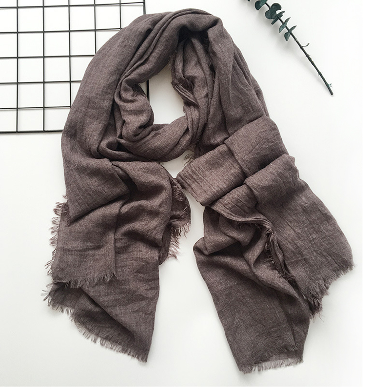 New Brand Winter Women Scarf Winter Long Shawls and Scarves Large Size Womens Pashmina Scarfs Fashionable Solid Plain 180*100 cm