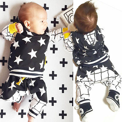 Cute-Baby-Kids-Boy-Girl-Tops-Star-Hooded-SweatshirtsPants-2pcs-Outfits-Set-Clothes-6M-3Y-1