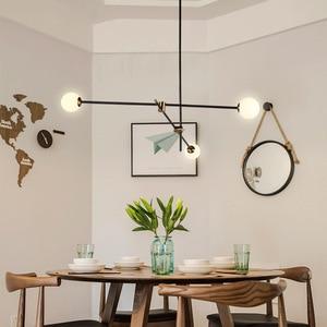 Image 4 - Modern Nordic Pendant Lights hanglampen voor eetkamer Douille G9 LED Lamp Light Bulb