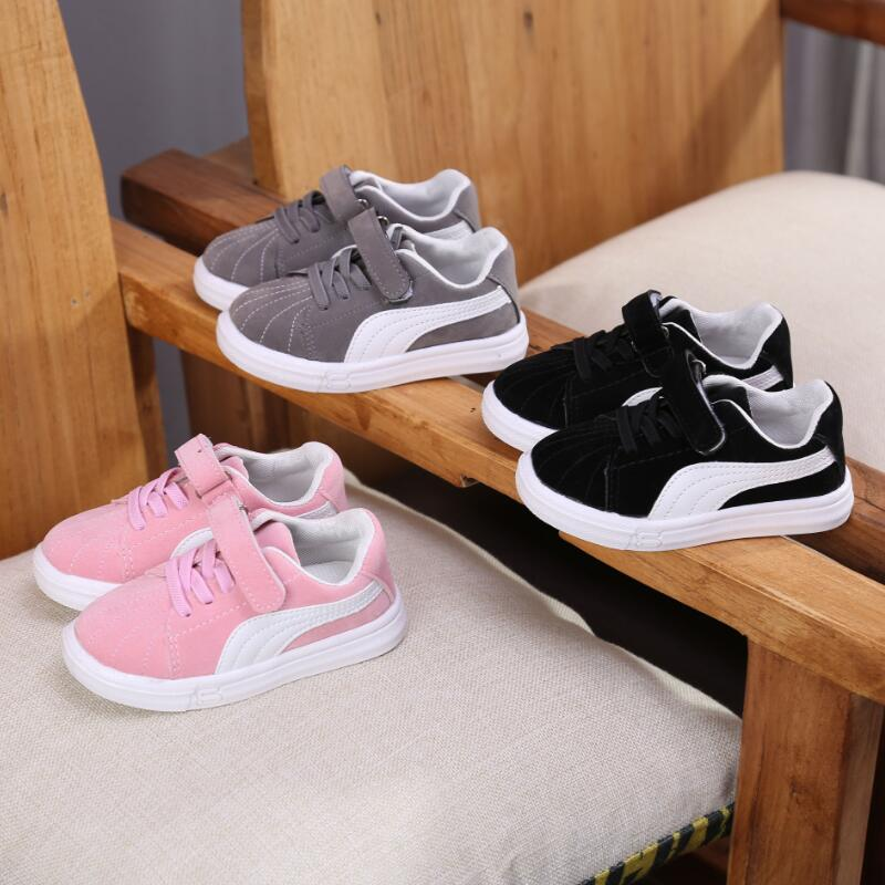 Spring Models Baby Boys Canvas Shoes Girls Fashion Stripe Sports Shoes Low Help Children Casual Shoes Kids Flats Sneakers