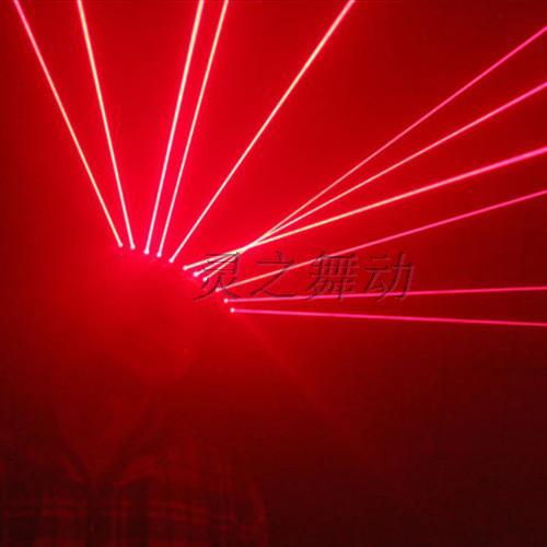 Тегін жеткізу LED-лазерлік көзілдірік - Мерекелік және кешкі заттар - фото 2