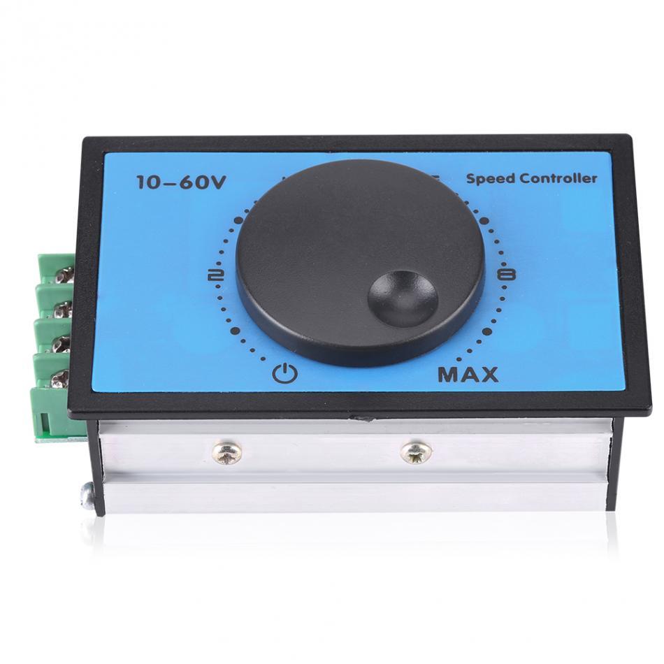 PWM FAN Controller Module DC Motor Speed Control 12V//24V//36V//48V//60V 1200W 20A