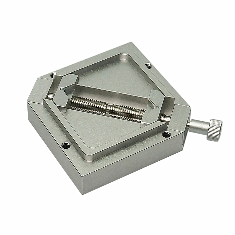 90x90mm Silver BGA Reballing Station Stencils Template Holder Fixture Jig For BGA PCB Chip Soldering Rework Repair