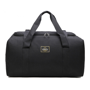 Image 3 - Bolsos de viaje de nailon para hombre y mujer, bolsas de viaje de gran capacidad, 2 tamaños, multifuncionales, para hombro