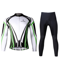 ILPALADINO Pro Cycling Set 2018 Men Bike Clothes Wear MTB Bicycle Jersey Set Outdoor Sport Maillot