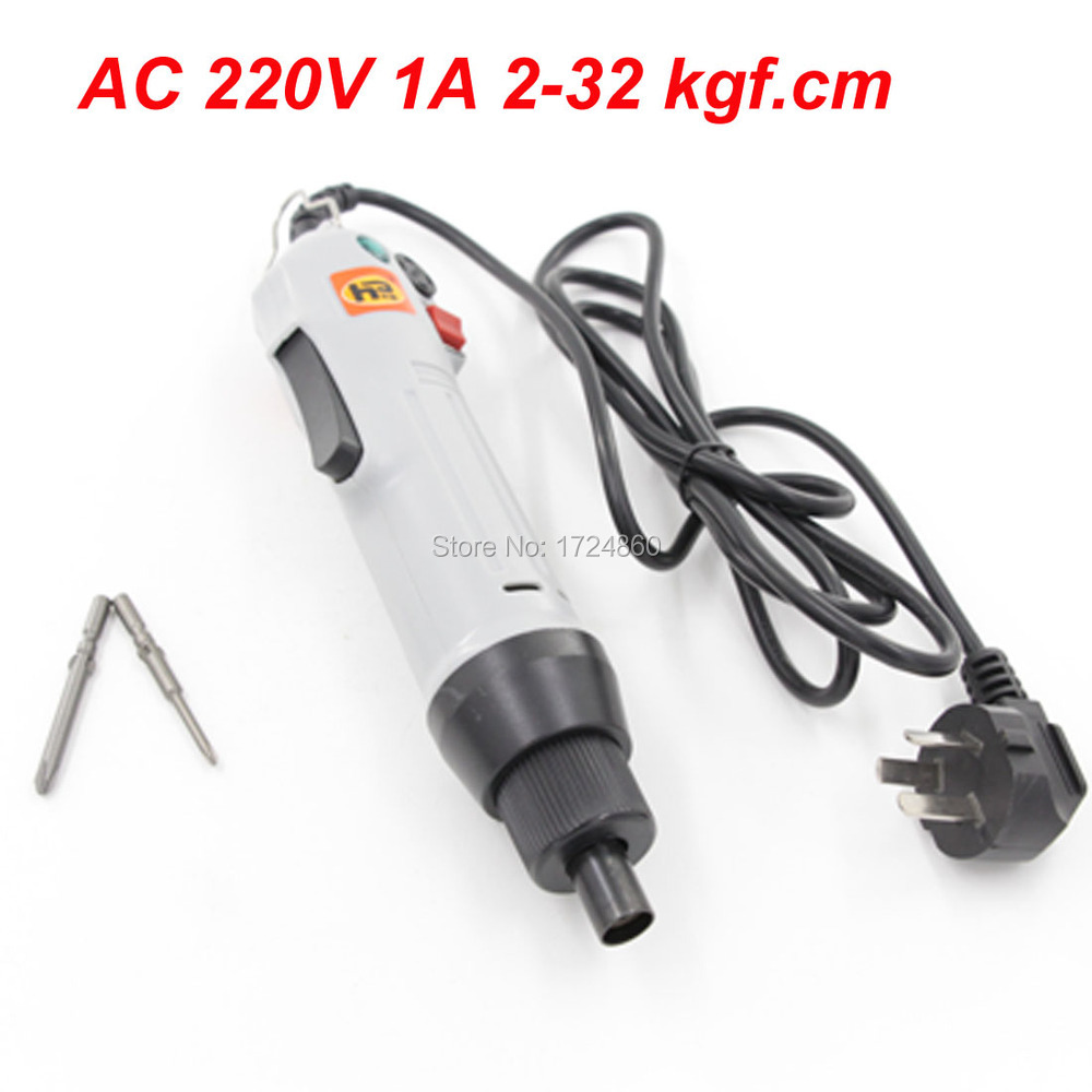 Electric Screw Driver AC 220V HP-600 801 Motor-driven Screwdriver Screw Driver Screws Power Tools driven to distraction