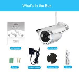 Image 5 - SRICAM SP007 1080 P كاميرا شبكية عالية الوضوح WIFI Onvif 2.4 P2P للهواتف الذكية للماء Vandalproof 15 m IR في الهواء الطلق كاميرا مراقبة للمنزل