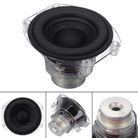 1pc 3Inch 30W 4Ohm Subwoofer Speaker Woofer Steel Magnetic Long Stroke High Strength Unit Loudspeaker For Harman JBL