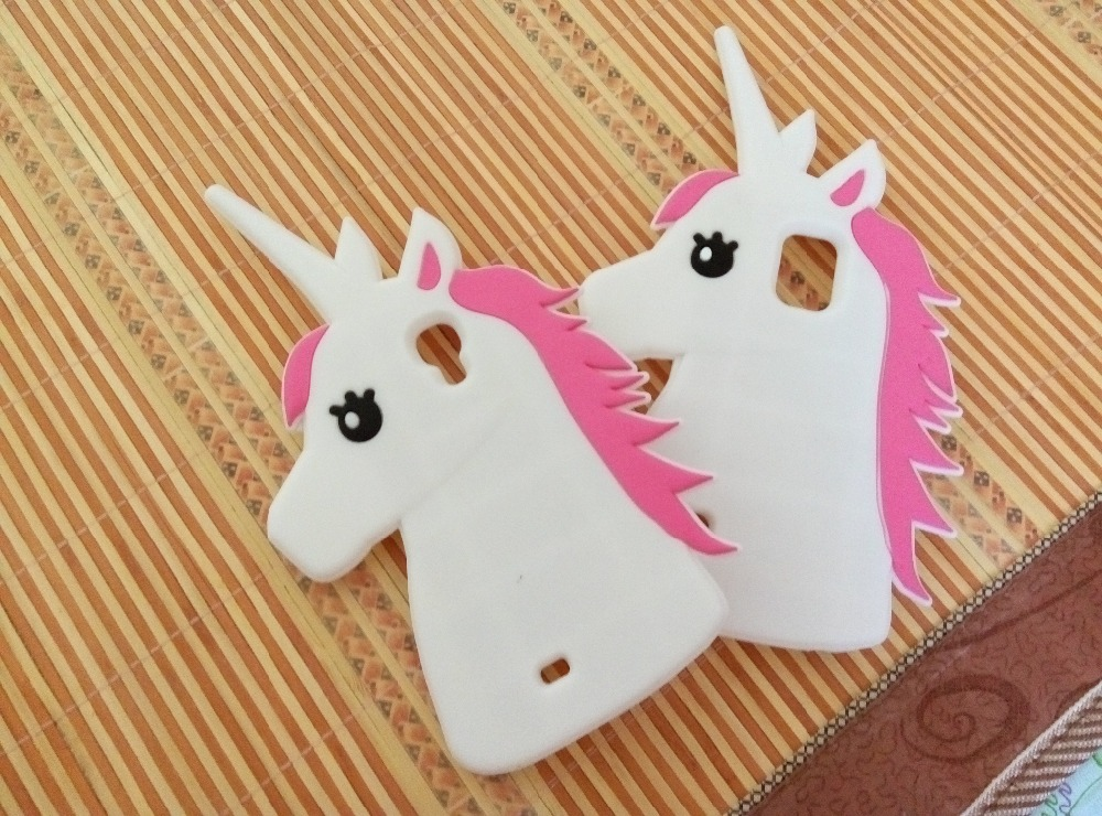 sports shoes 36758 ed7dd US $3.64 |3D Cute Cartoon Unicorn Kirin Soft Silicone Horse Case Cover For  Samsung Galaxy S3 S4 S5 S6 J1 J5 G530/G5308 duos 7562 capa para on ...