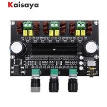 XH M573 TPA3116D2 placa amplificadora digital de potencia, Subwoofer de graves, B2 002, 80W + 80W + 100W, 2,1 canales, TPA3116