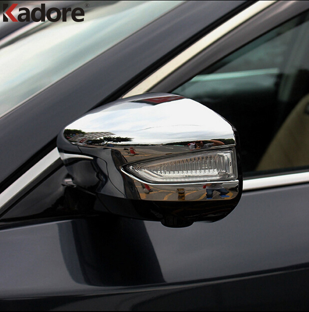 Brand New Chrome Side Mirror Light Lamp Cover Trim For Nissan Altima 2013 2014