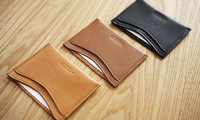 LAN Free Shipping 100 Genuine Leather Credit Card Case Card Holder Bank Card Case
