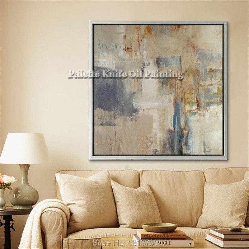 북유럽 스타일의 캔버스 그림 아크릴 그림 현대 추상 벽 예술 거실 홈 장식 caudros decoracion01