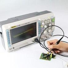 "DS1054Z RIGOL 50MHz אוסצילוסקופ 4 chs עד tp 1GS/s 7 ב ""WVGA 12Mpts 30,000wfm"