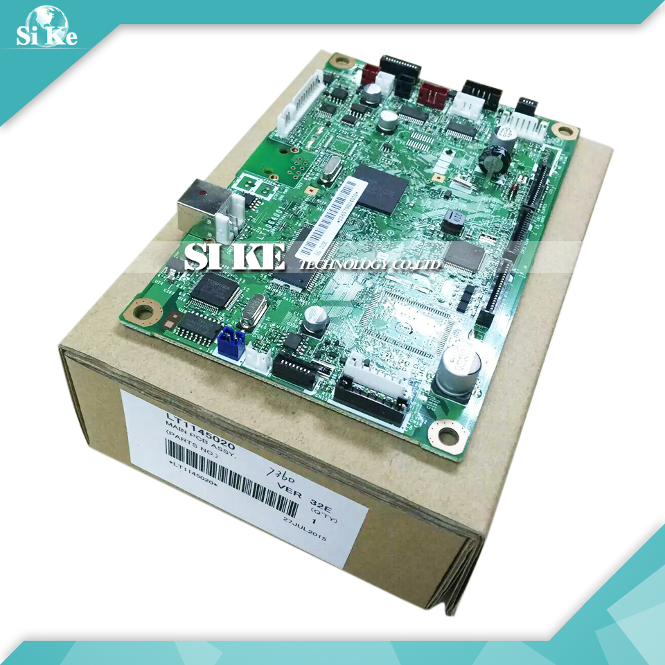 Free shipping Main board For Brother MFC-7360 MFC 7360 MFC7360 Formatter board Mainboard On sale free shipping main board for brother mfc j615w mfc j615 mfc j615 j615w formatter board mainboard on sale