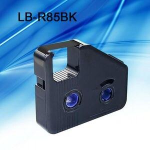 Image 2 - 10 Pcs/lot encre ruban cassette LB R85BK noir pour câble ID imprimante électronique lettrage tube imprimante BEE200 et BEE200/PC