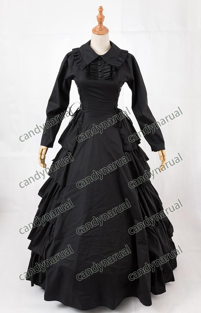 Aliexpress.com   Buy ZNCJ Customized Vintage Costumes 1860s Civil ... ca7df4933cd3