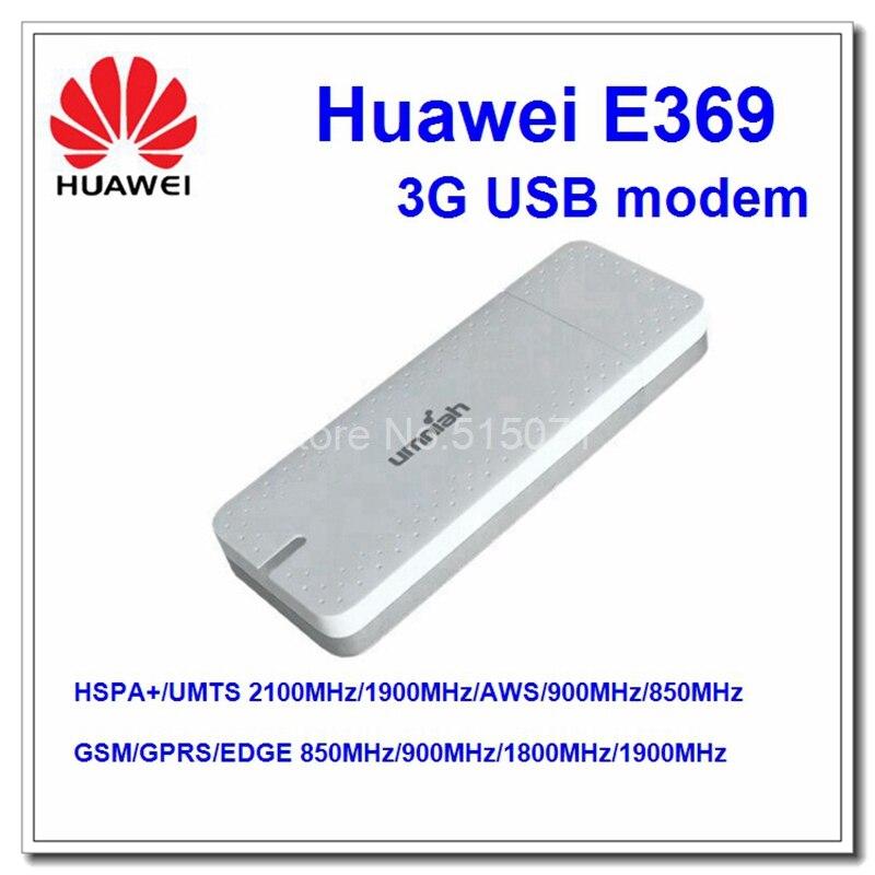 Desbloqueado HUAWEI E369 HSPA +/UMTS 2100 MHz/1900 MHz/AWS/900 MHz/850 MHz mini 21 Mbps 3G Multi SIM Tarjeta de datos