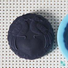 free shipping Soft silicone mold soap mould diy Mandarin duck shape z017