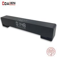 COALIEN Wireless Bluetooth Speaker Portable Speakers 10W Subwoofer Home Theater High Power Loudspeaker For Phone MP3