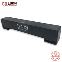 COALIEN Wireless Bluetooth Speaker Portable Speakers 10W Subwoofer Home Theater High Power Loudspeaker For Phone MP3