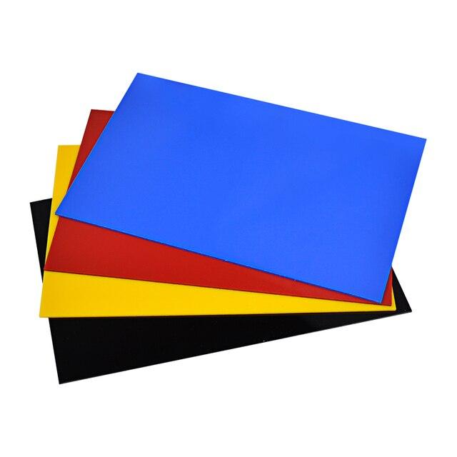 1Pc 200*300*3mm Acrylic Color Plastic Sheet Organic Glass Polymethyl ...
