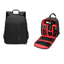 New Waterproof Digital DSLR Camera Bag Multifunctional Photo Backpack Small SLR Video For the Nikon Canon