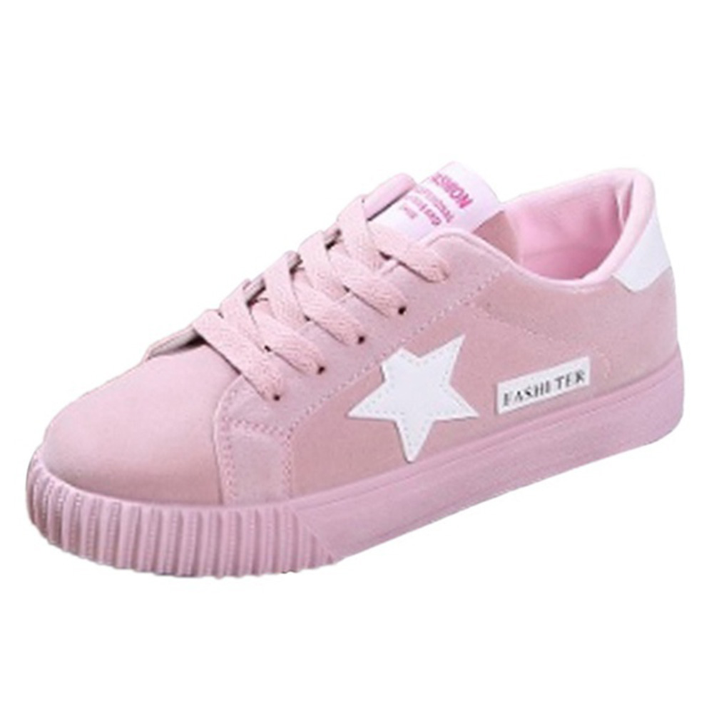 Fashion Women Shoes Women Casual Shoes Comfortable Damping Platform Shoes