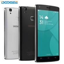 "Original doogee x5 max teléfono celular 1 gb ram 8 gb rom mtk6580 quad core 5.0 ""IPS Pantalla 5MP Cámara Android 6.0 OS 4000 mAh Teléfono Inteligente"