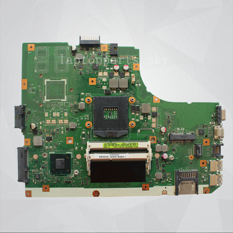 Original For ASUS K55A X55A X55VD K55VD REV3.1 laptop motherboard 60-N89MB1300-B02 DDR3 HM76  100% tested OK packaged perfectly