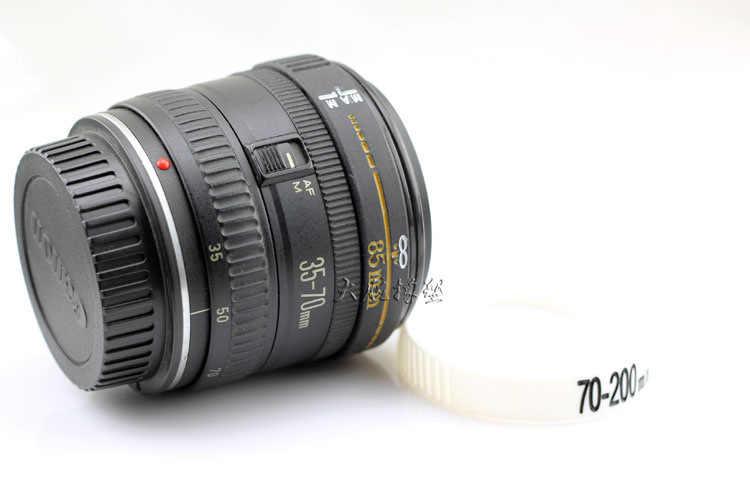 Lente protectora de lente para Canon lente de cámara pulseras de muñeca Correa desgaste de lentes hecho a mano al por mayor a Rusia Brasil españa