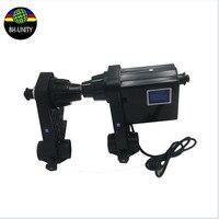 Один двигатель принтера приемная система бумаги коллектор для Roland Mutoh Mimaki эко принтер растворителя 38 мм