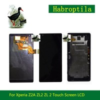High Quality 5 0 For Sony Xperia Z2A ZL2 ZL 2 Full Lcd Display With Touch