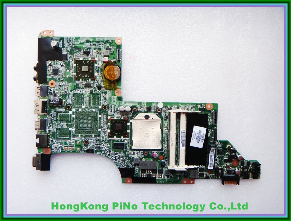 ФОТО Free Shipping 605496-001 for DV7-4000 laptop motherboard.DA0LX8MB6D1 Socket S1 DDR3 Tested 60 days warranty