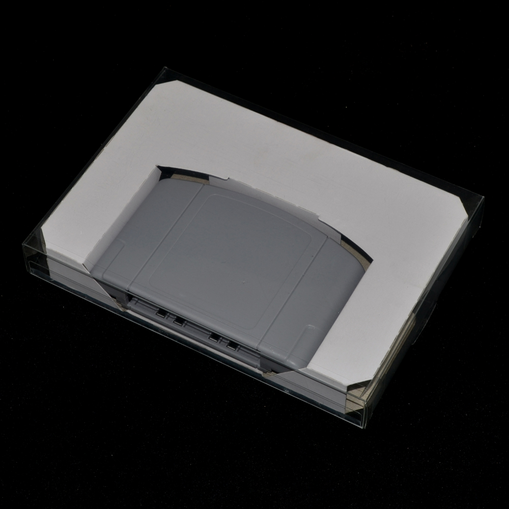 10PCS For N64 Carton Replacement Inner Inlay Insert Tray For PAL & NTSC For Nintend CIB Game Cartridge