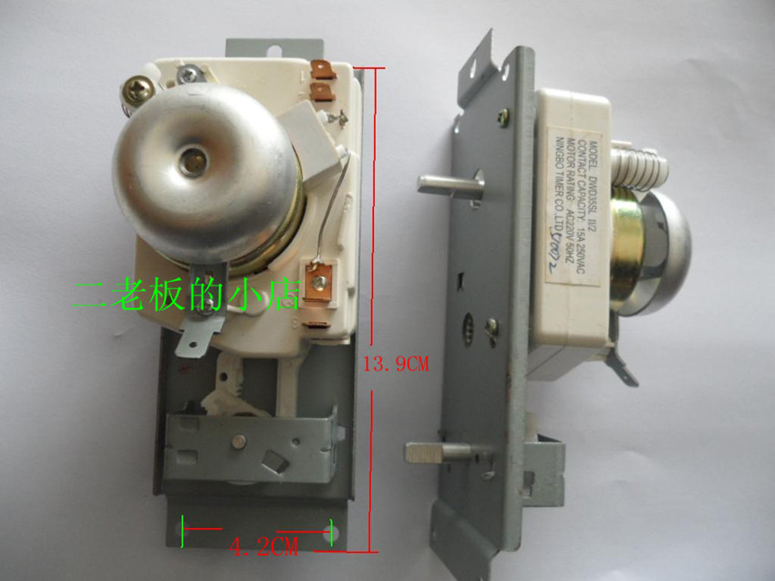 Algemene magnetron magnetron oven timer schakelklok accessoires insert dwd35sl ii/15a 2 250 vac
