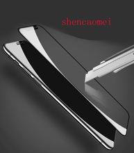 5D Tempered Glass Screen Protector For iPhone X Xs XR XS MAX Explosion Proof Film New