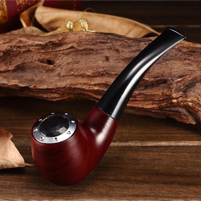 Nuevo Cigarrillo Electrónico E tubería 628 Kit con Cartucho de Tres smoke Fit para 510 Hilo atomizador E-pipe 628 Mini vapor X6268
