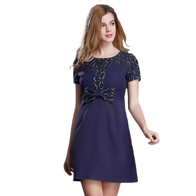 Online Get Cheap Royal Blue Casual Dresses -Aliexpress.com ...