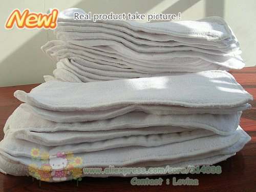 3layer Free Shiping  Baby Diapers Big Size  20pics Best Quality For Baby Used .baby Pumper